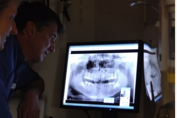 Röntgen beim Zahnarzt Dr Rauscher
