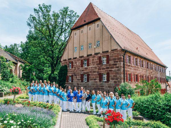 Ihr Team in der Zahnarztpraxis im Fürstenhof